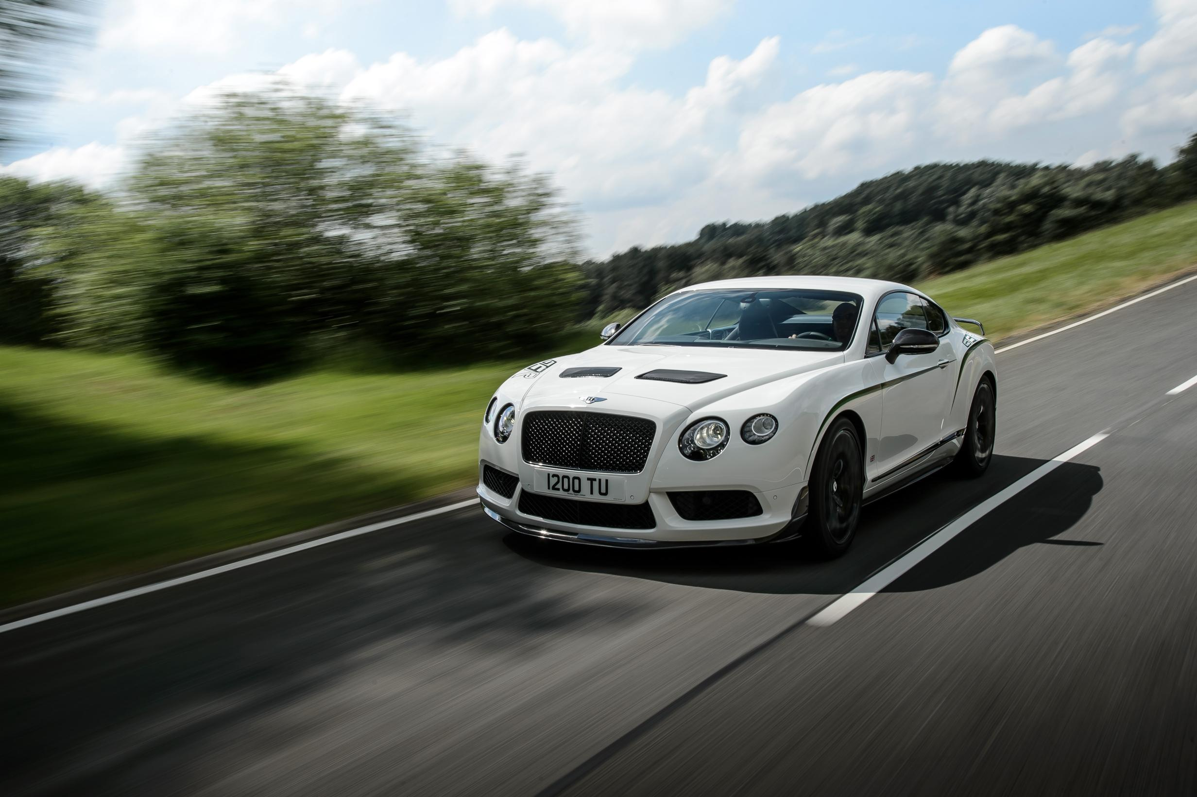 Bentley Brings Out GT3-R: Latest News
