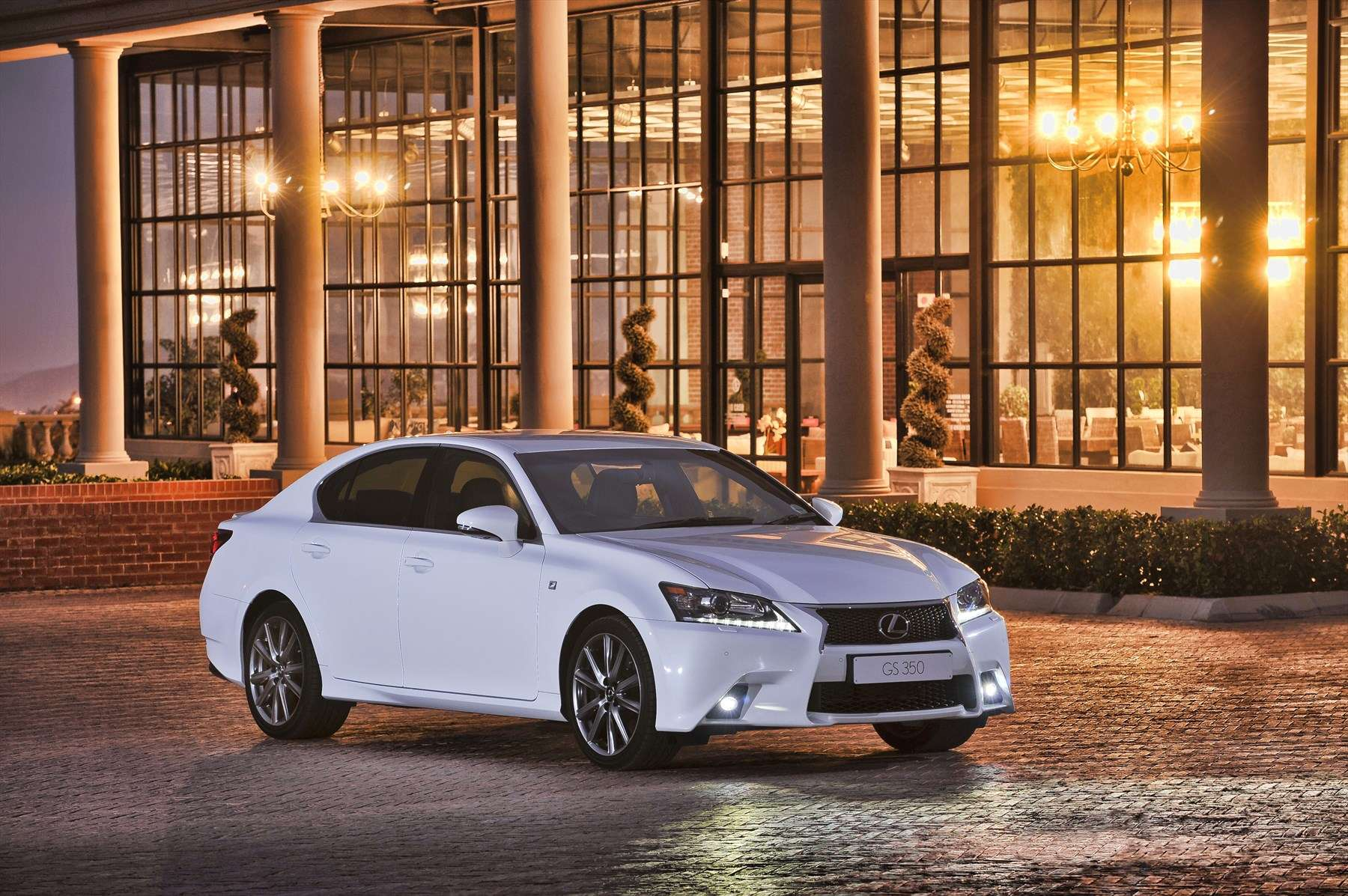 Executive Lexus Enhanced: Latest News