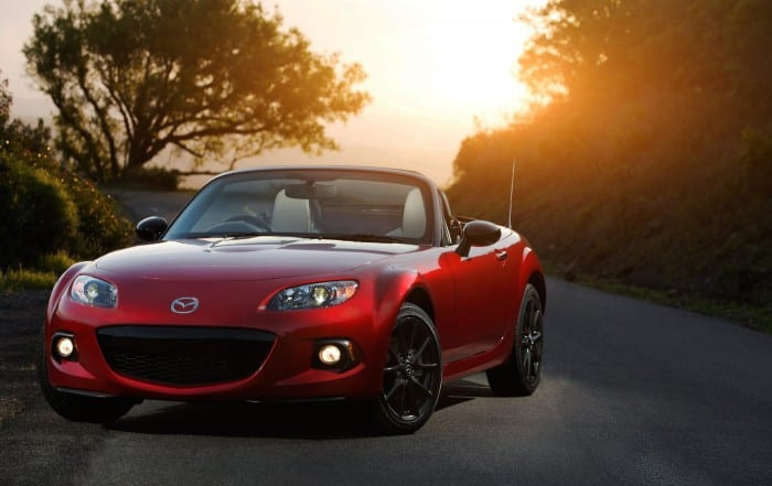 Mazda MX-5 Limited Edition - Surf4cars