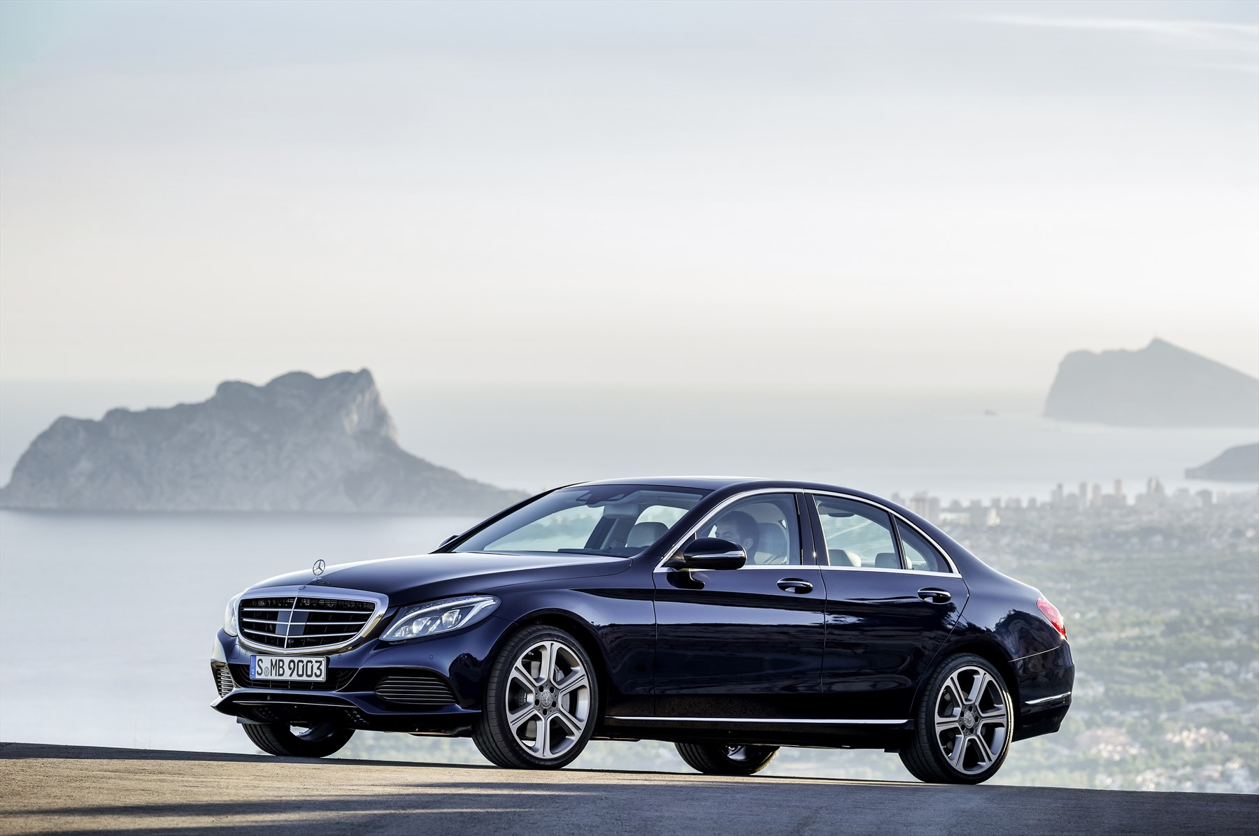 New Benz C-Class Lands: Latest News