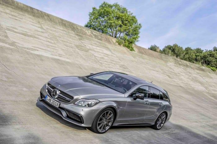 Mercedes-Benz CLS Shooting Brake - Surf4cars