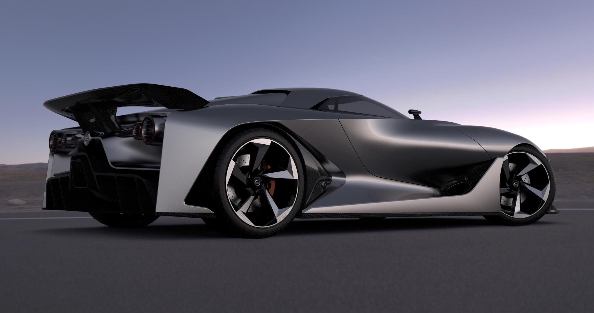 Nissan Reveals Future Supercar: Latest News
