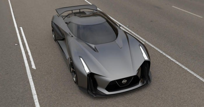 Nissan Vision 2020 Concept 3 - Surf4cars