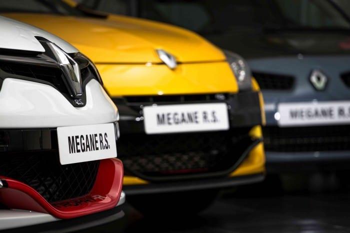 Renault Megane RS Family - Surf4cars