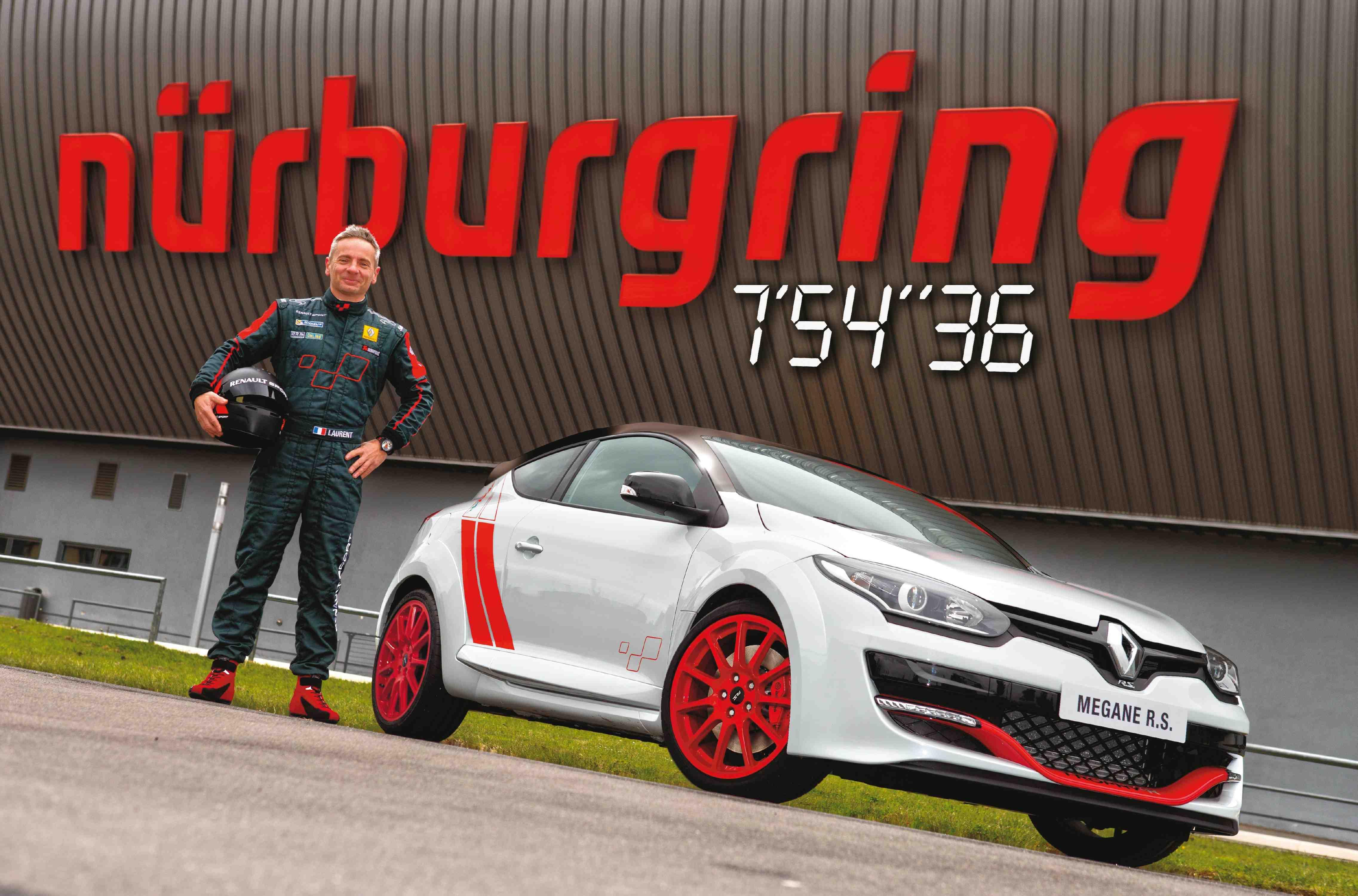Renault Crowned New Nürburgring King: Latest News