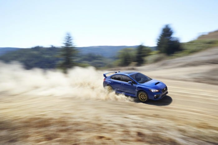 Subaru WRX STI Dust - Surf4cars