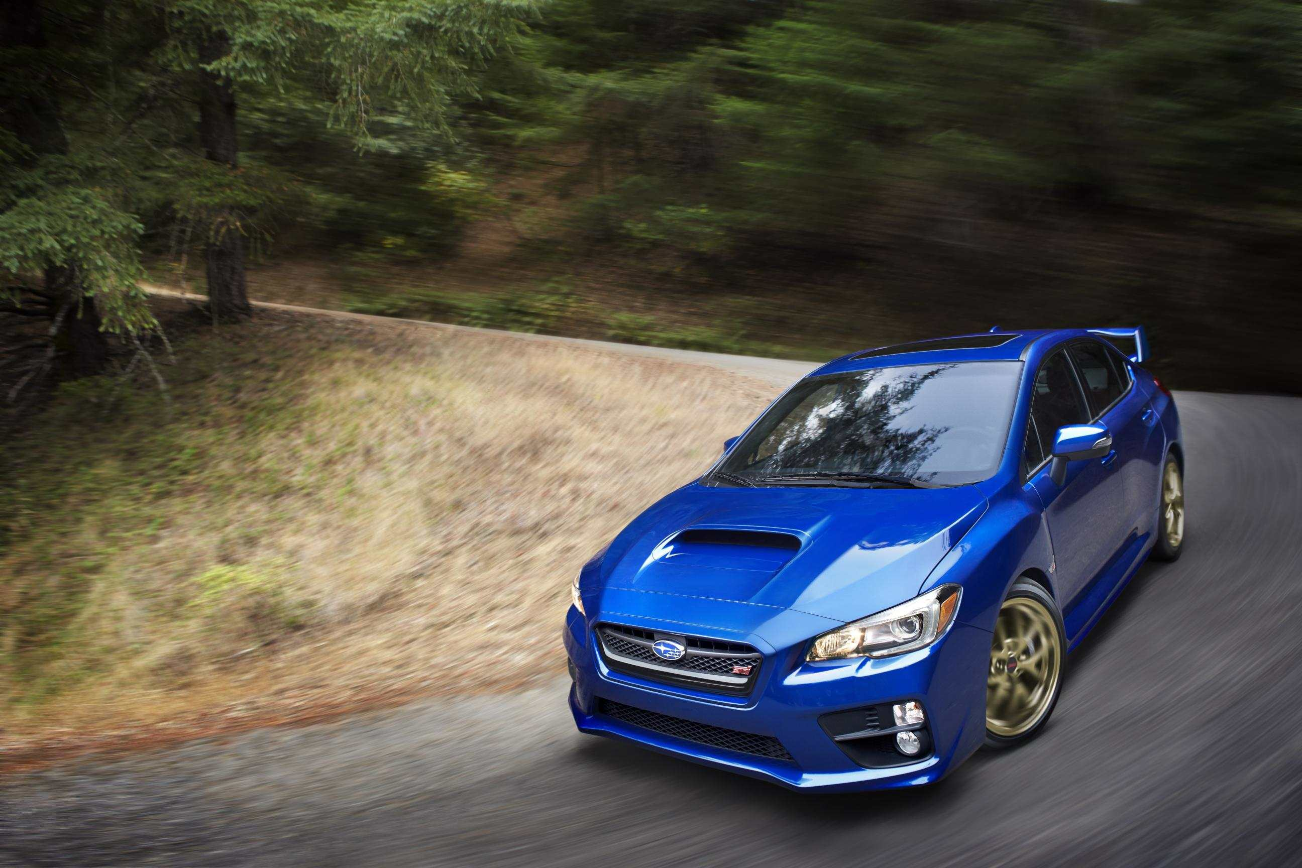 Subaru WRX STI Pricing Revealed: Latest News