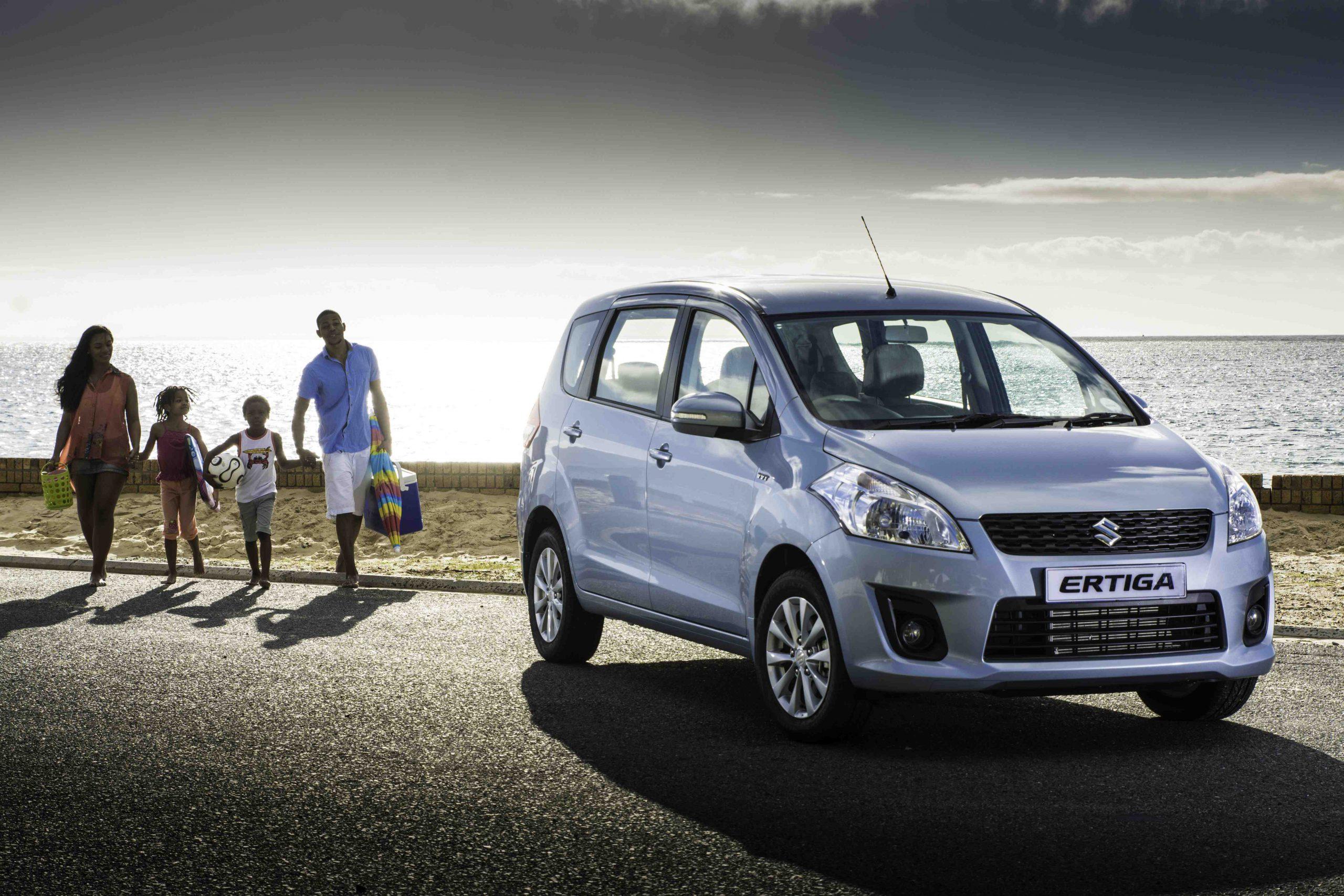 Suzuki Ertiga (2014): Launch Drive