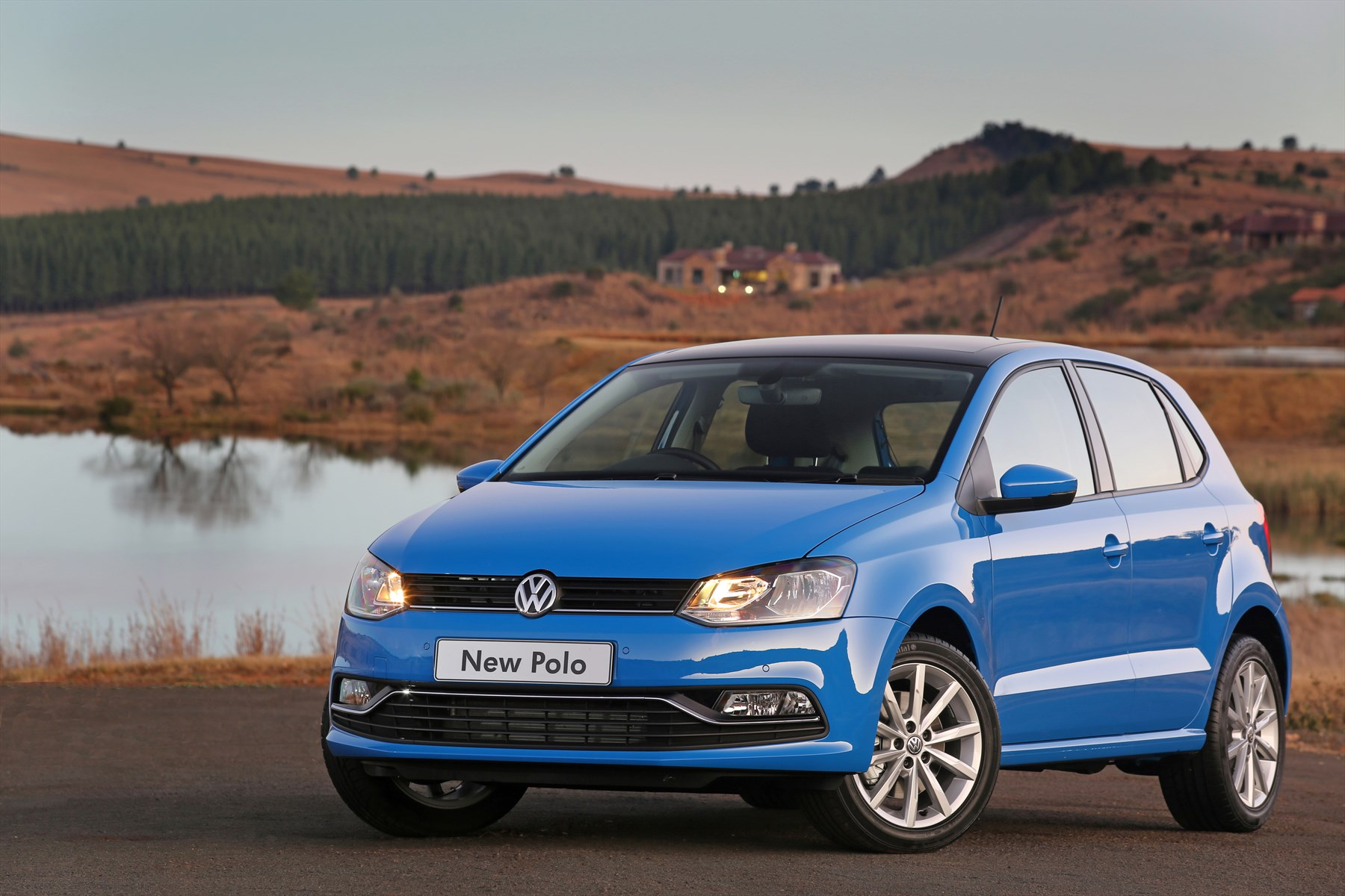 Volkswagen Polo (2014): Launch Drive