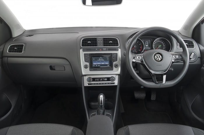 Volkswagen Polo Interior - Surf4cars