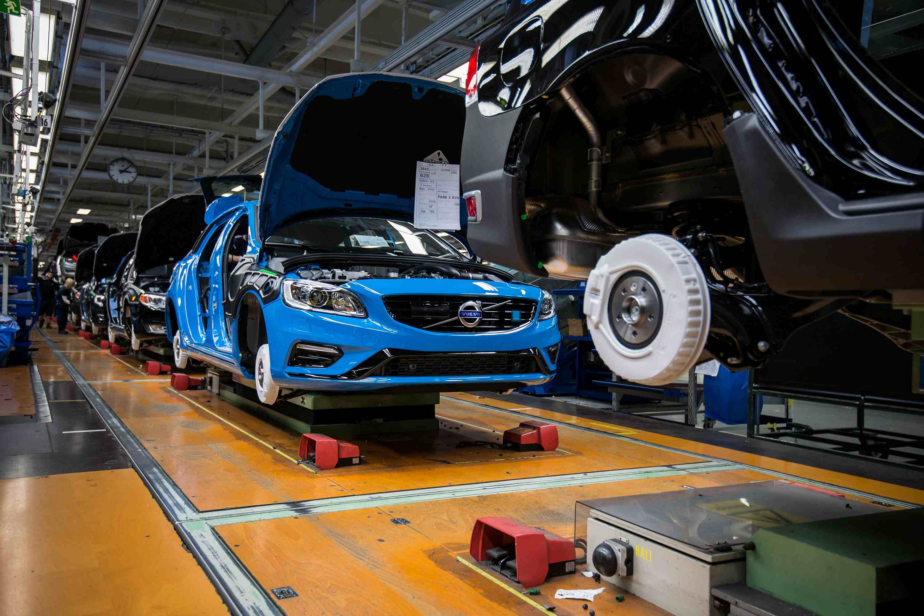 Potent Polestar Volvo Starts Production: Latest News