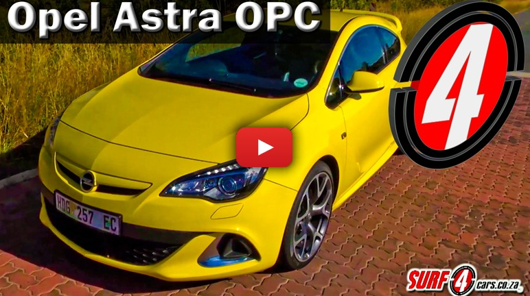 Opel Astra OPC (2014): Video Review