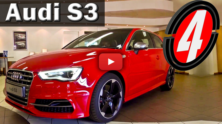 Audi S3 (2014): Video Review