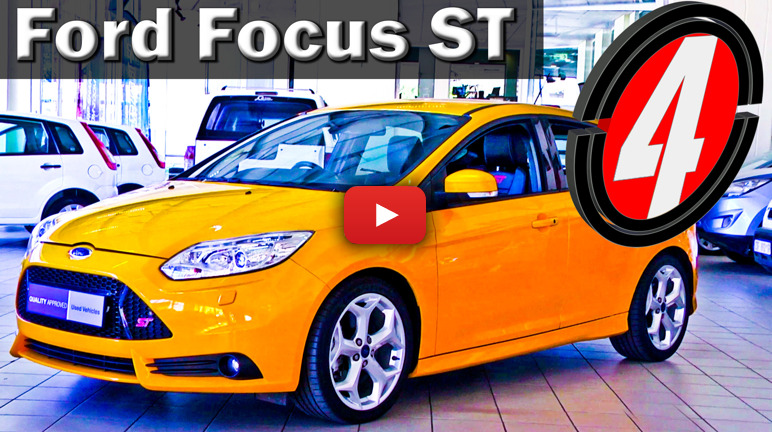 Ford Focus ST (2013): Video Review
