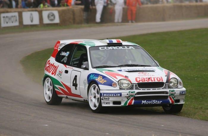 Corolla WRC - Surf4cars