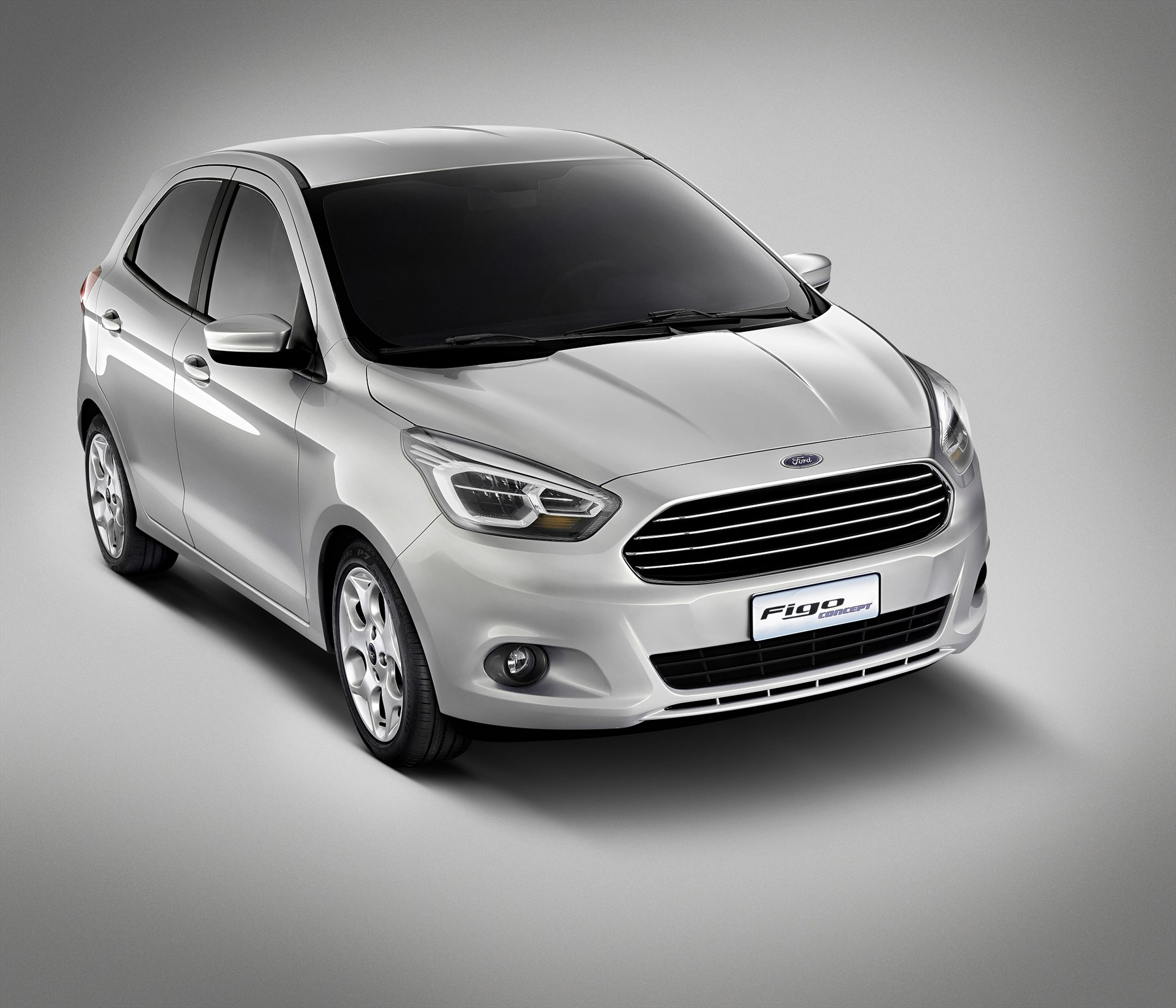 Ford Figo Concept Coming Soon: Latest News