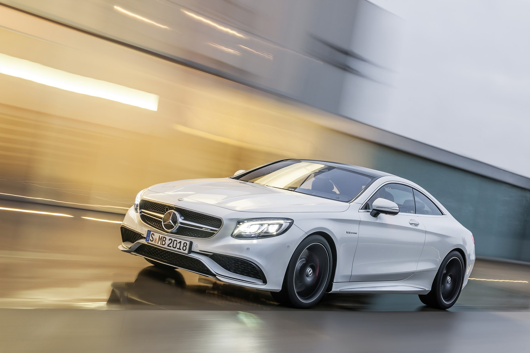 Mercedes Unleashes New Coupé: Latest News