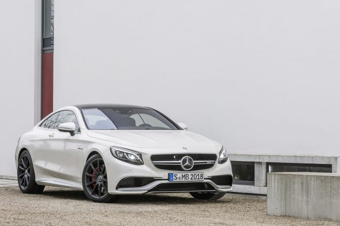 Mercedes-Benz AMG Coupé - Surf4cars