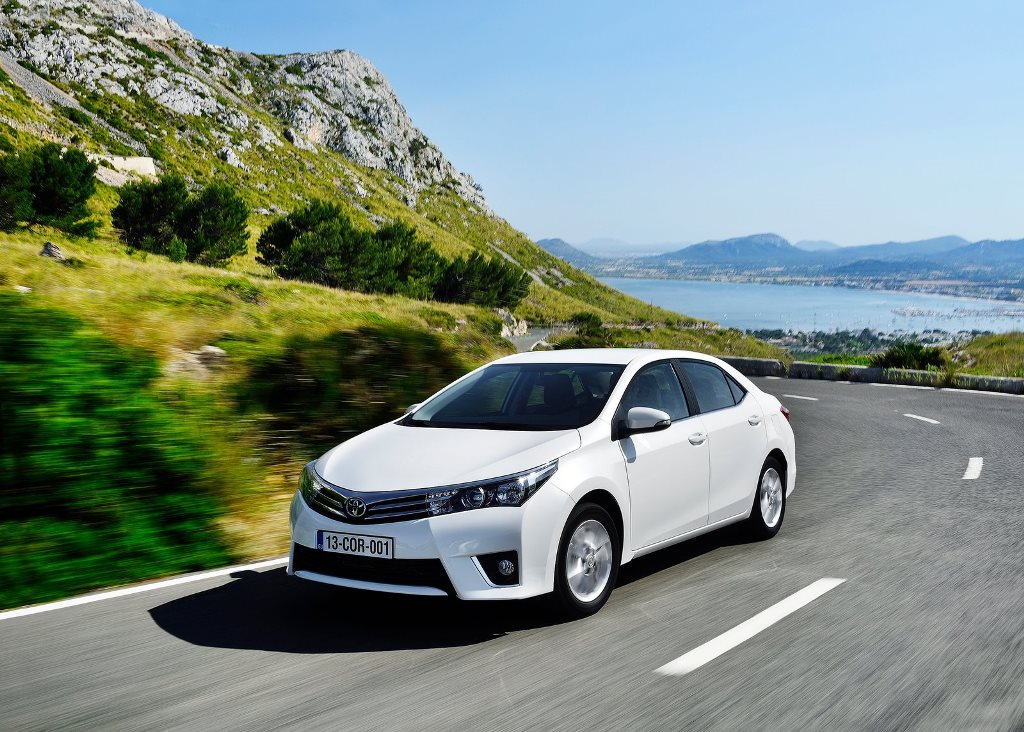 Toyota Corolla 1 4d 4d 2014 New Car Review Surf4cars