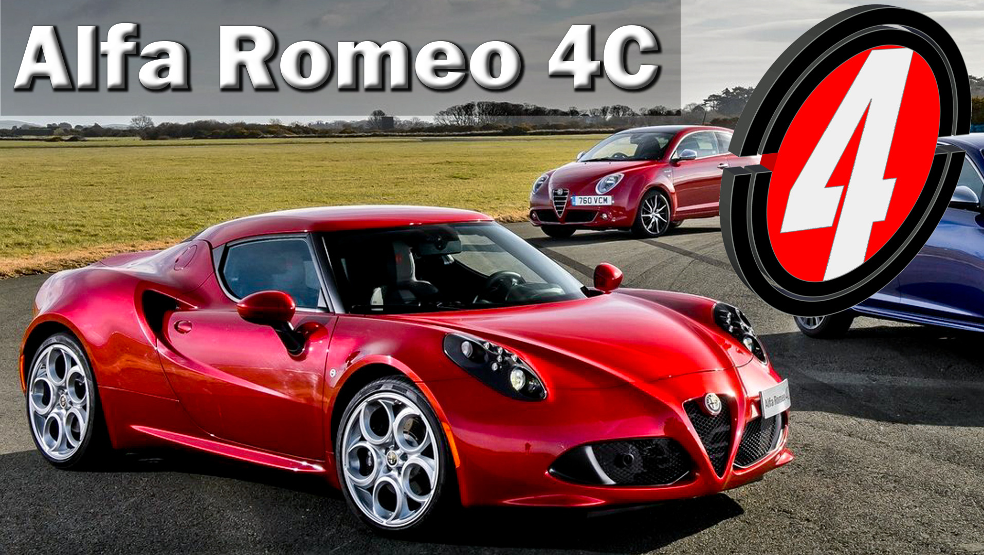 Alfa Romeo 4C Launch Drive: