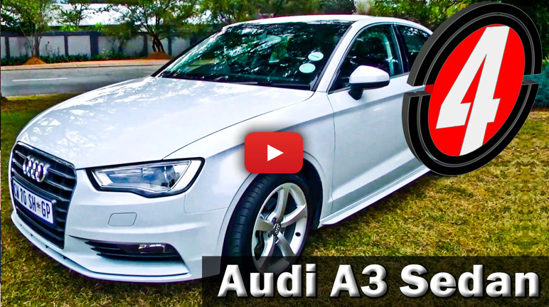Audi A3 Sedan (2014): Video Review