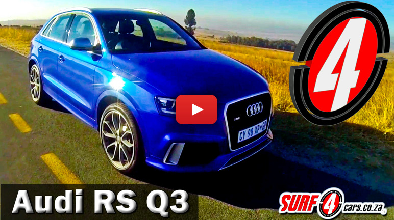 Audi RS Q3 (2014): Video Review