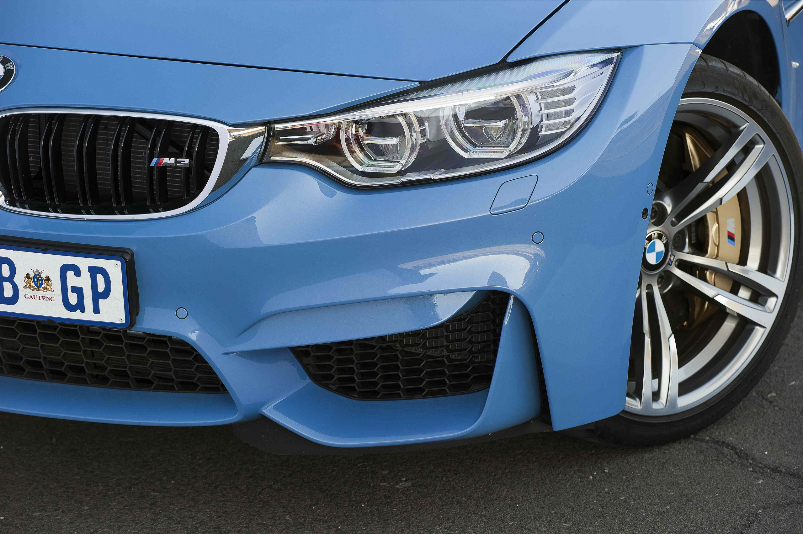 BMW M3 And M4 (2014): Launch Drive