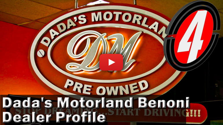 Dada's Motorland Benoni: Dealership Profile