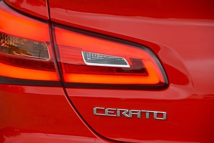 Kia Cerato Koup Detail - Surf4cars