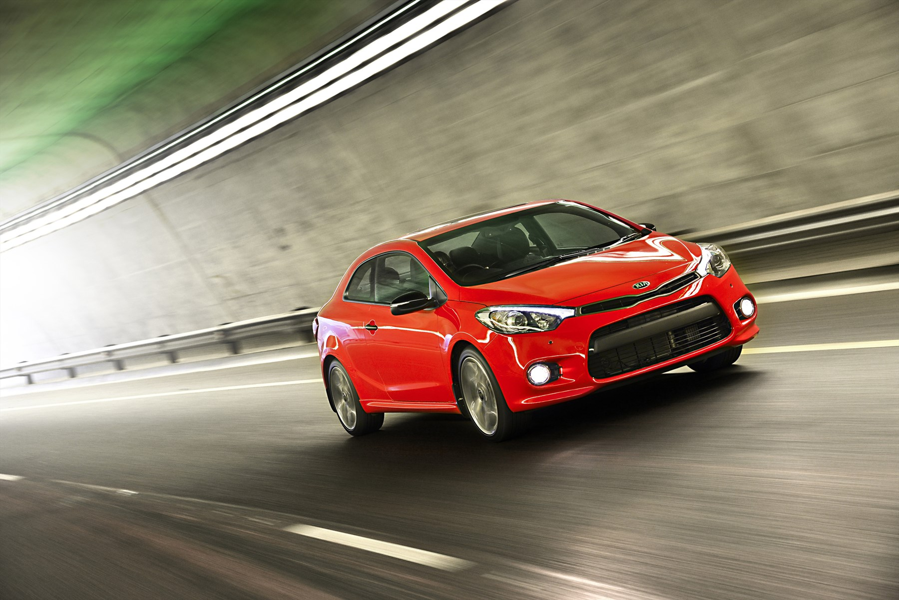 Kia Cerato Koup 1.6 GDi Manual (2014): New Car Review