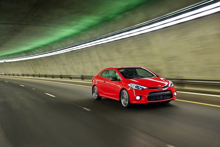 Kia Cerato Koup Motion 2 - Surf4cars