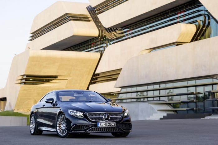 Mercedes-Benz AMG S 65 Front - Surf4cars