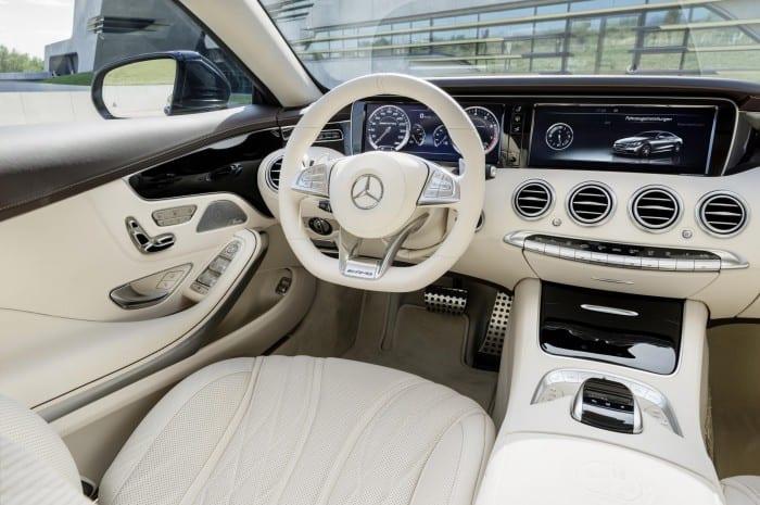 Mercedes-Benz AMG S 65 Interior - Surf4cars
