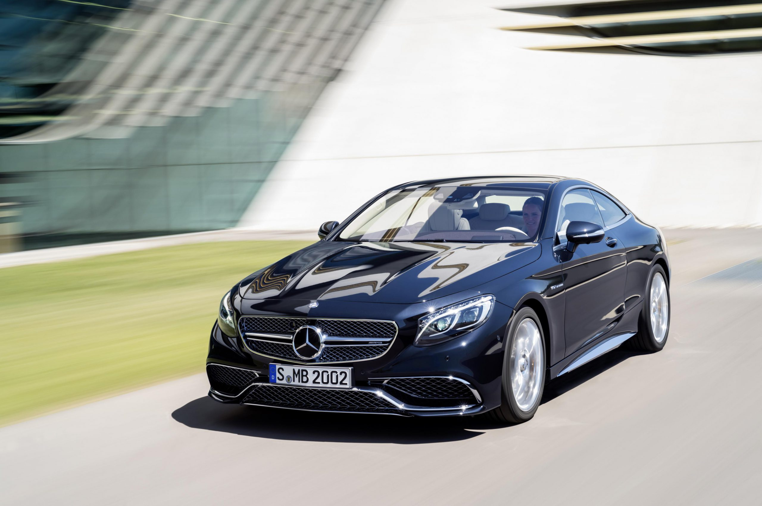 Mercedes Benz Unleashes S 65 AMG Coupé: Latest News