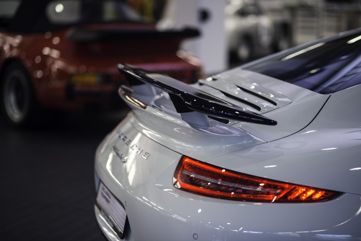 Porsche Unveils 911 Turbo S Exclusive Edition: Latest News