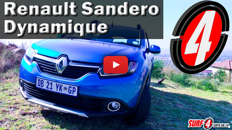Renault Sandero Stepway (2014): Video Review
