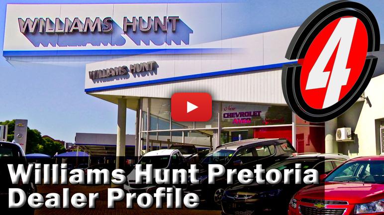 Williams Hunt Pretoria: Dealership Profile