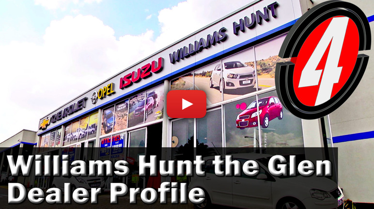 Williams Hunt The Glen: Dealership Profile