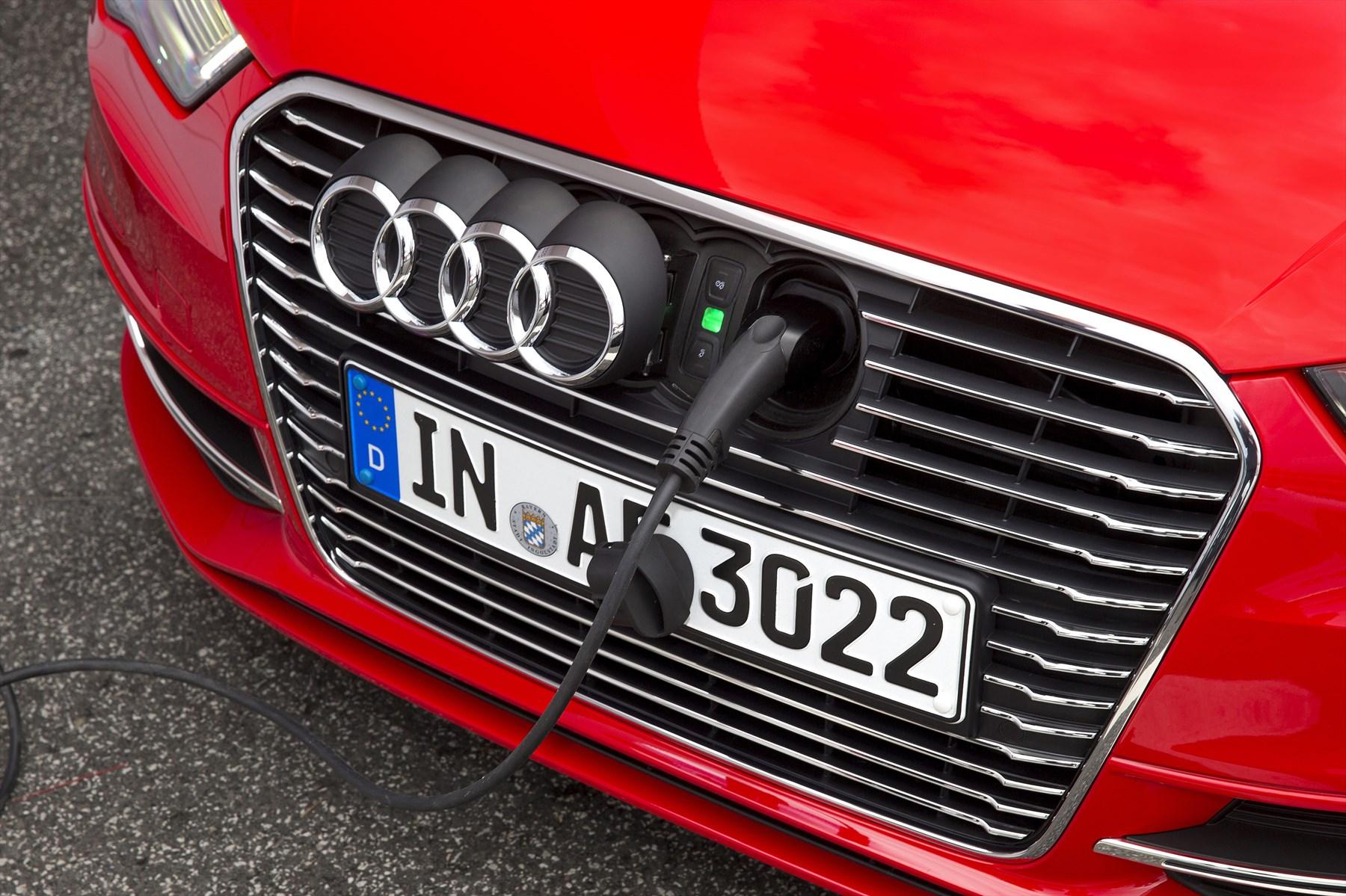 Audi E-Tron Embraces The Future: Latest News