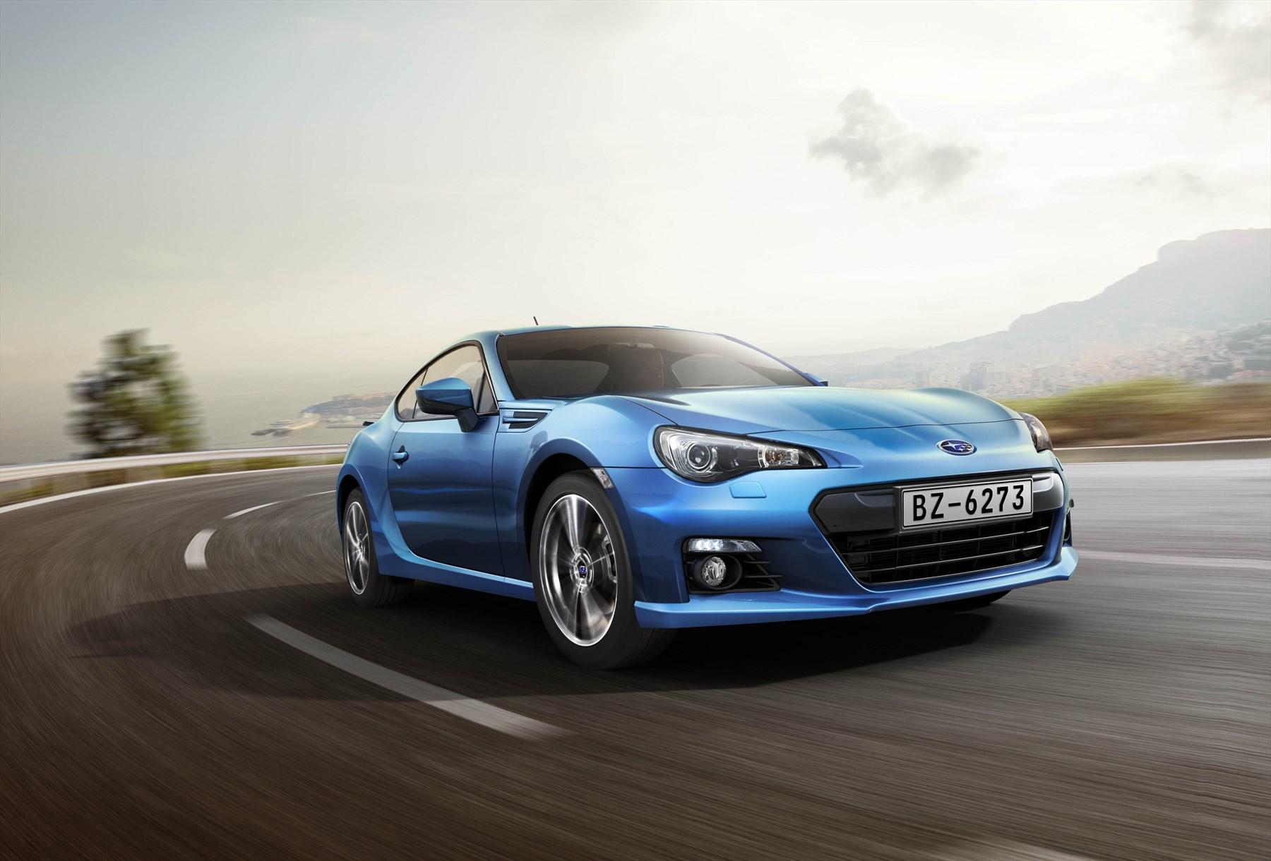 Subaru BRZ Earns Safety Award: Latest News