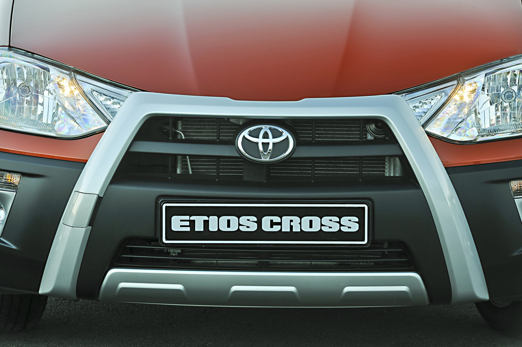 Toyota Etios Crosses Over: Latest News