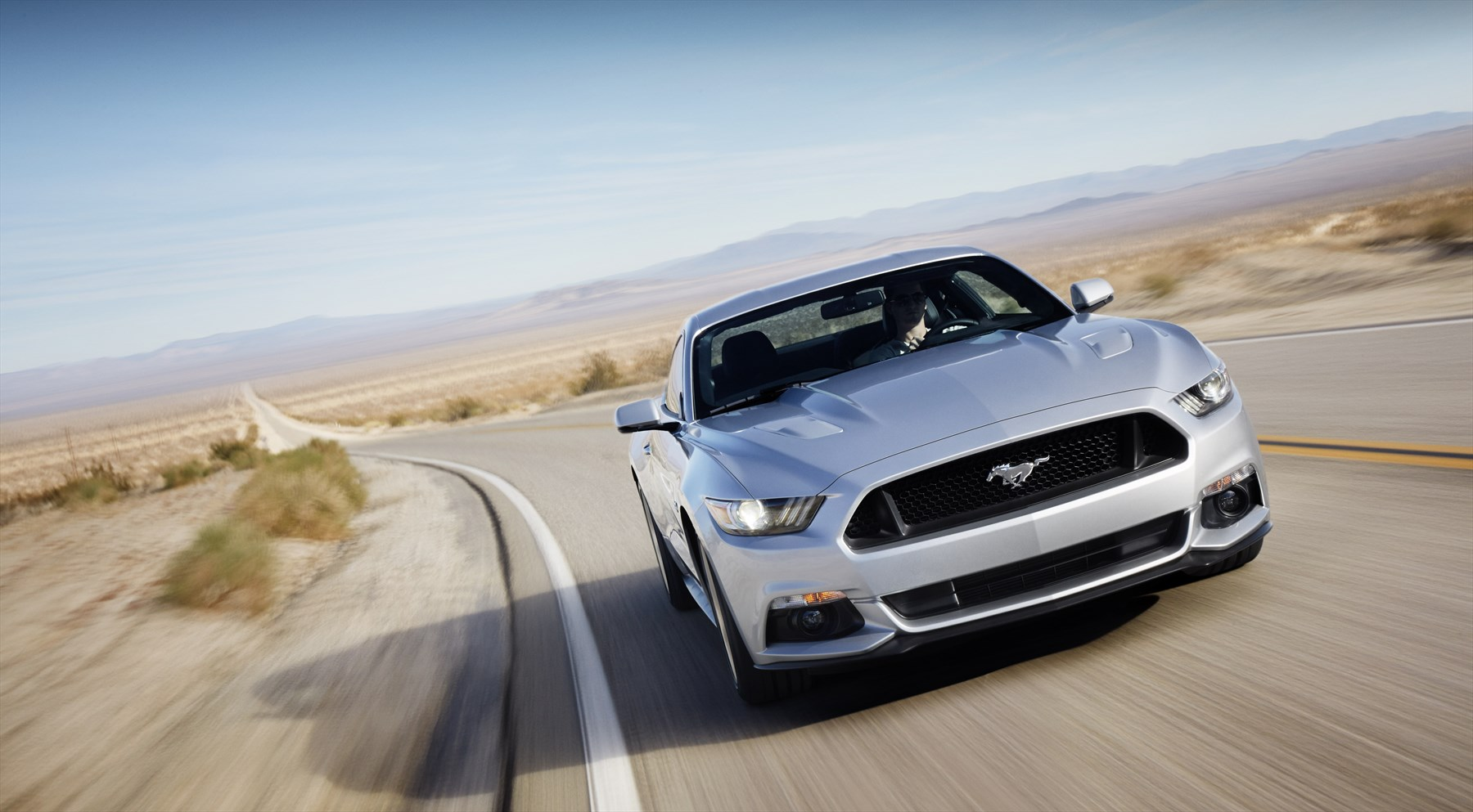 All-New Mustang With More Muscle: Latest News
