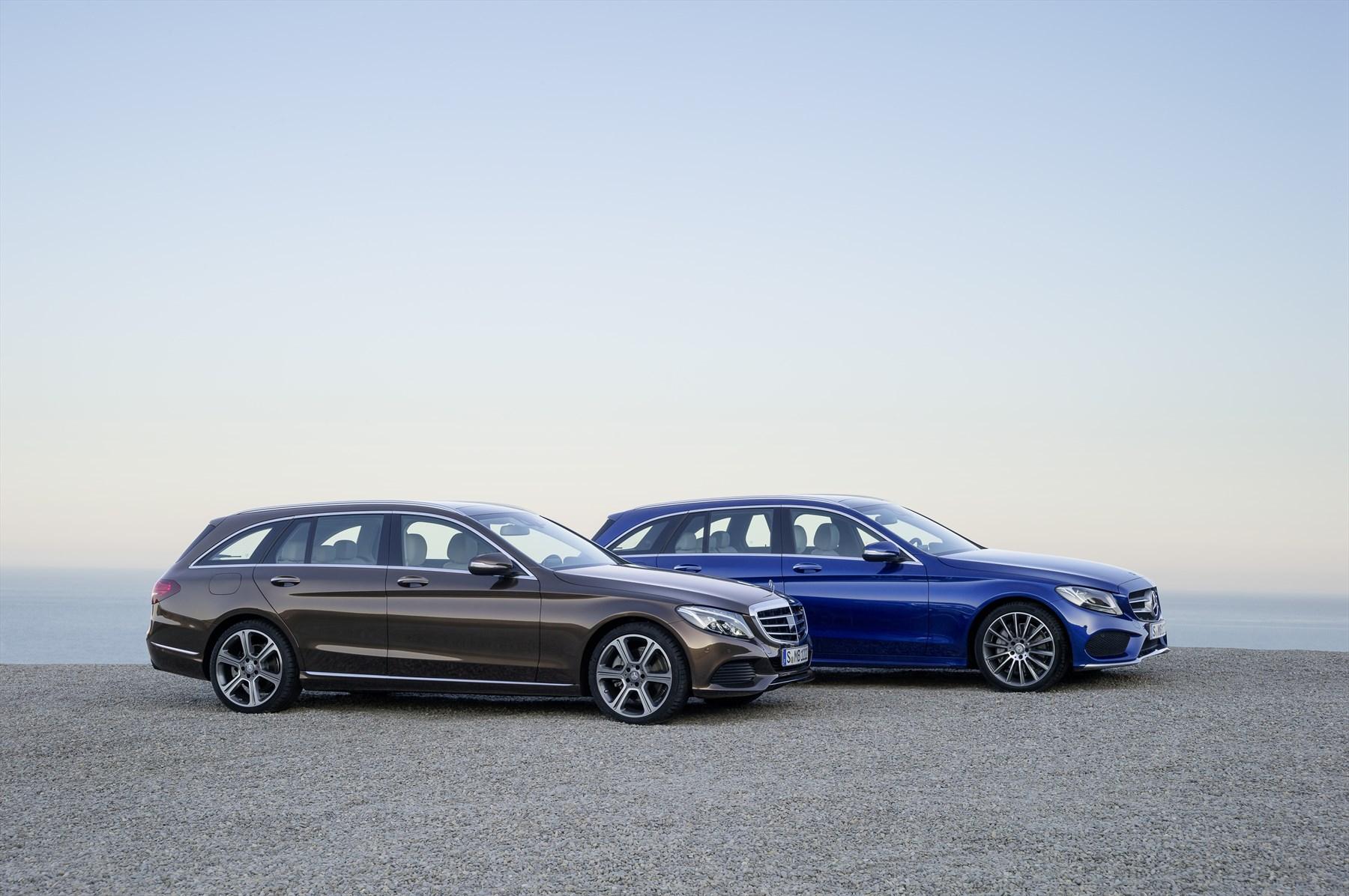 Mercedes-Benz Unveils New C-Class: Latest News