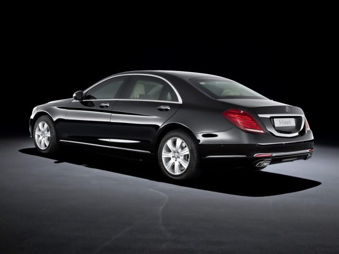 Mercedes-Benz S 600 Guard - Surf4cars