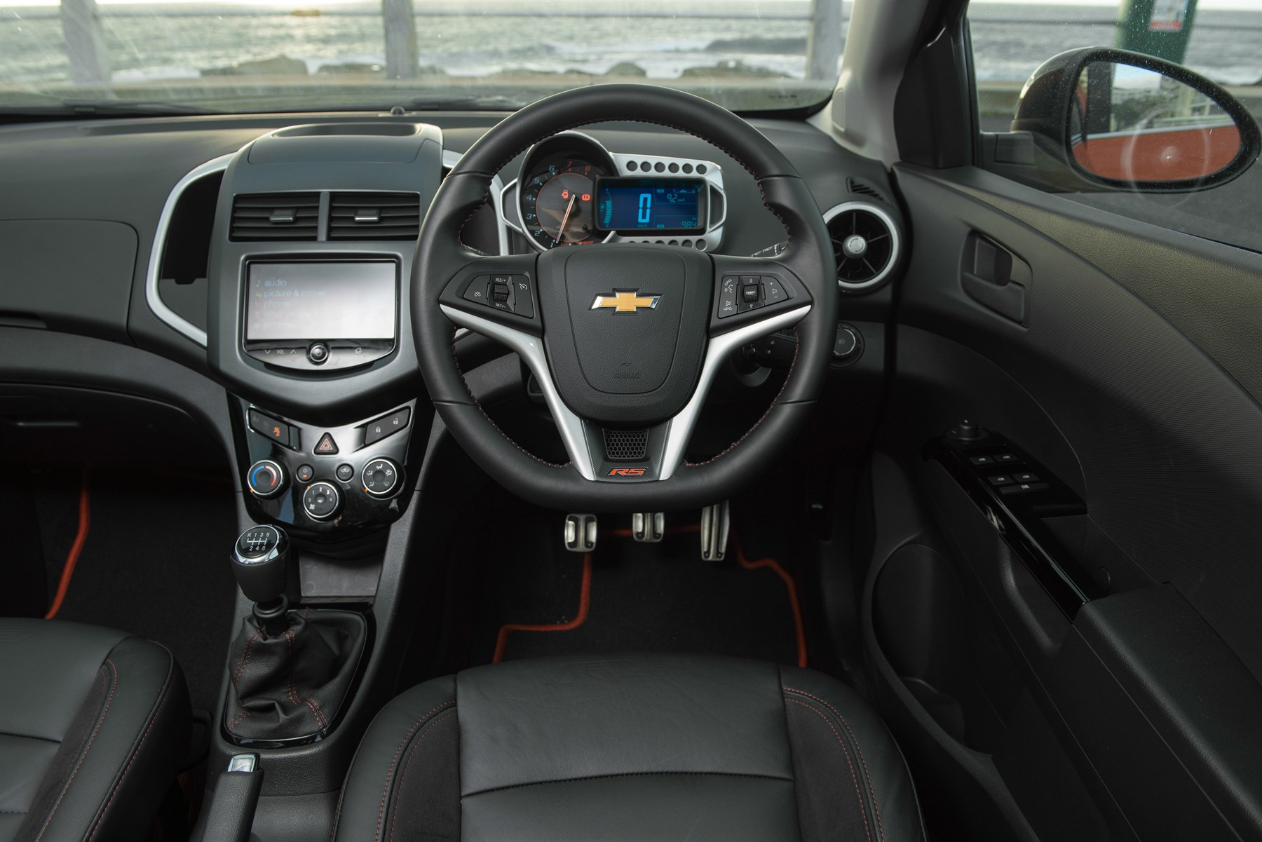 Chevrolet Sonic Rs 2014 New Car Review Surf4cars