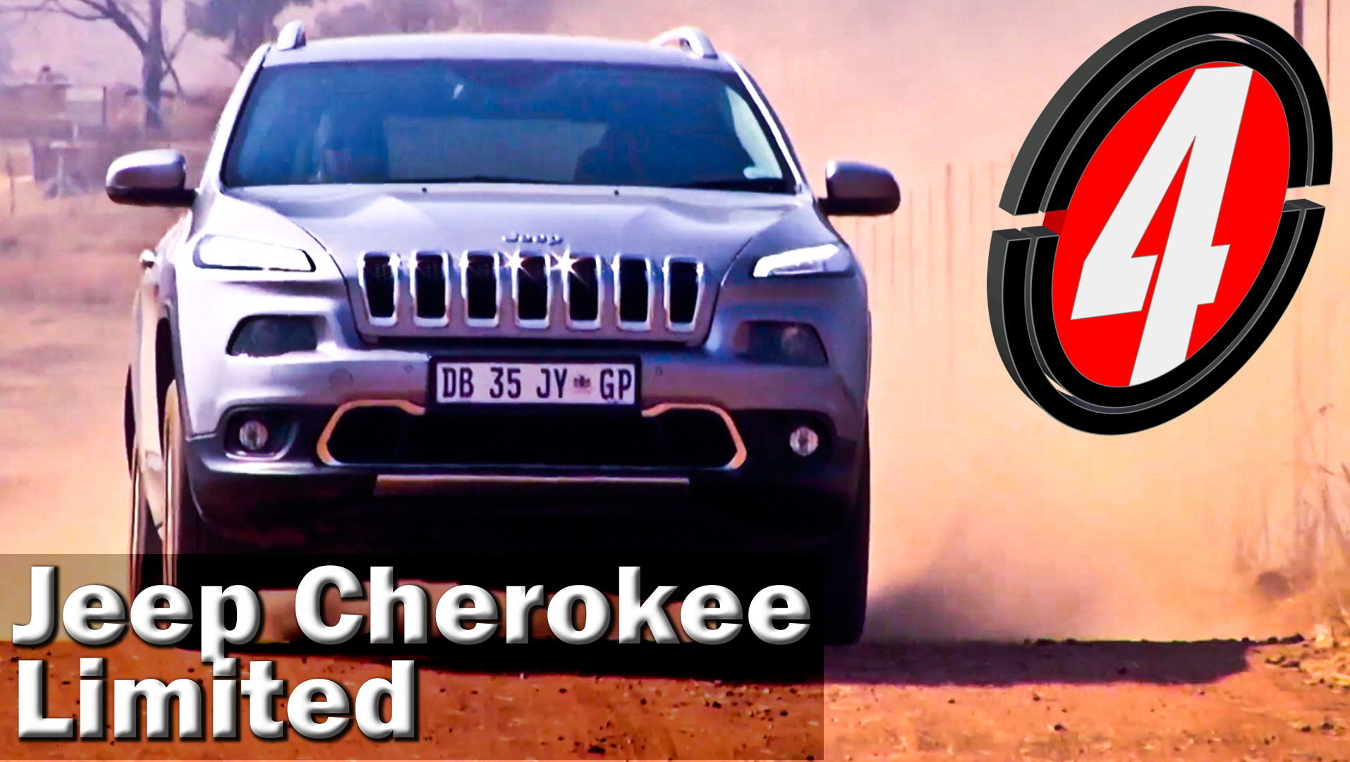 Jeep Cherokee Limited (2014) : Video Review