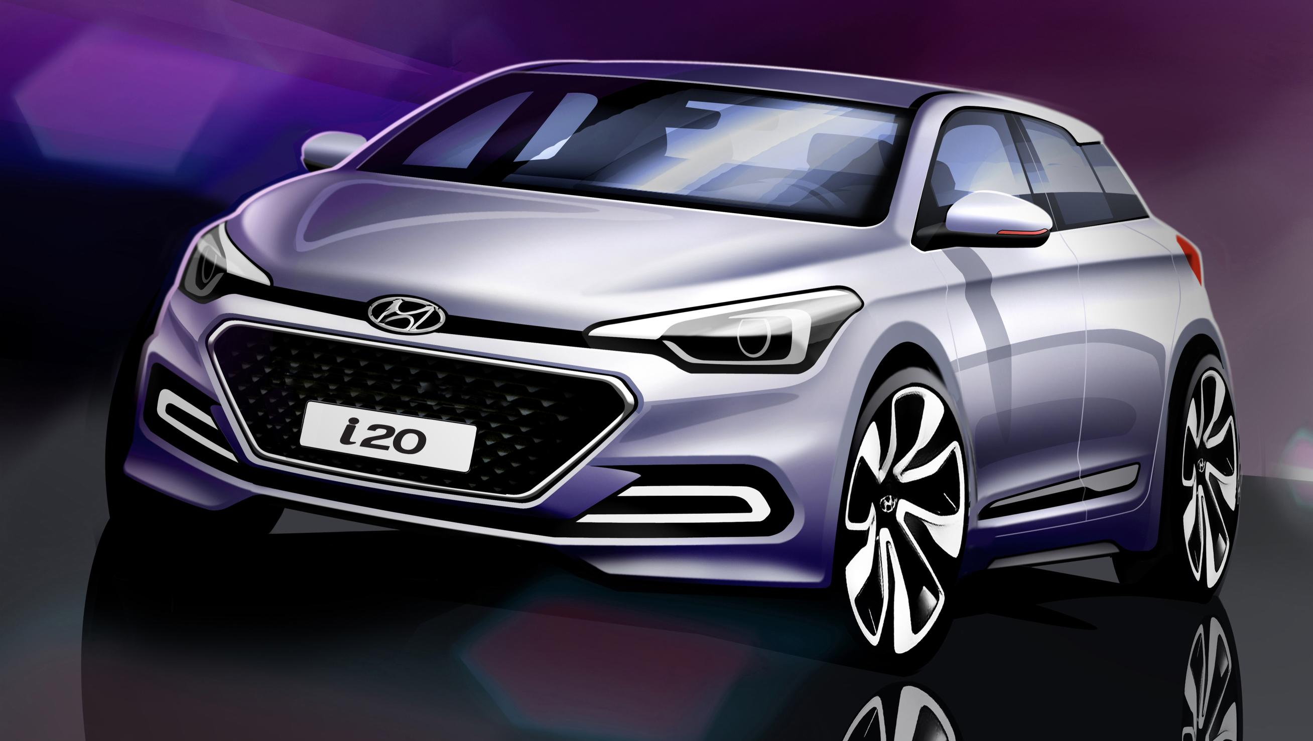 Hyundai i20 New Generation Design | Latest News | Surf4cars