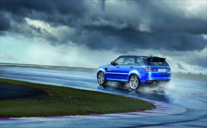 Range Rover Sport SVR - Surf4cars
