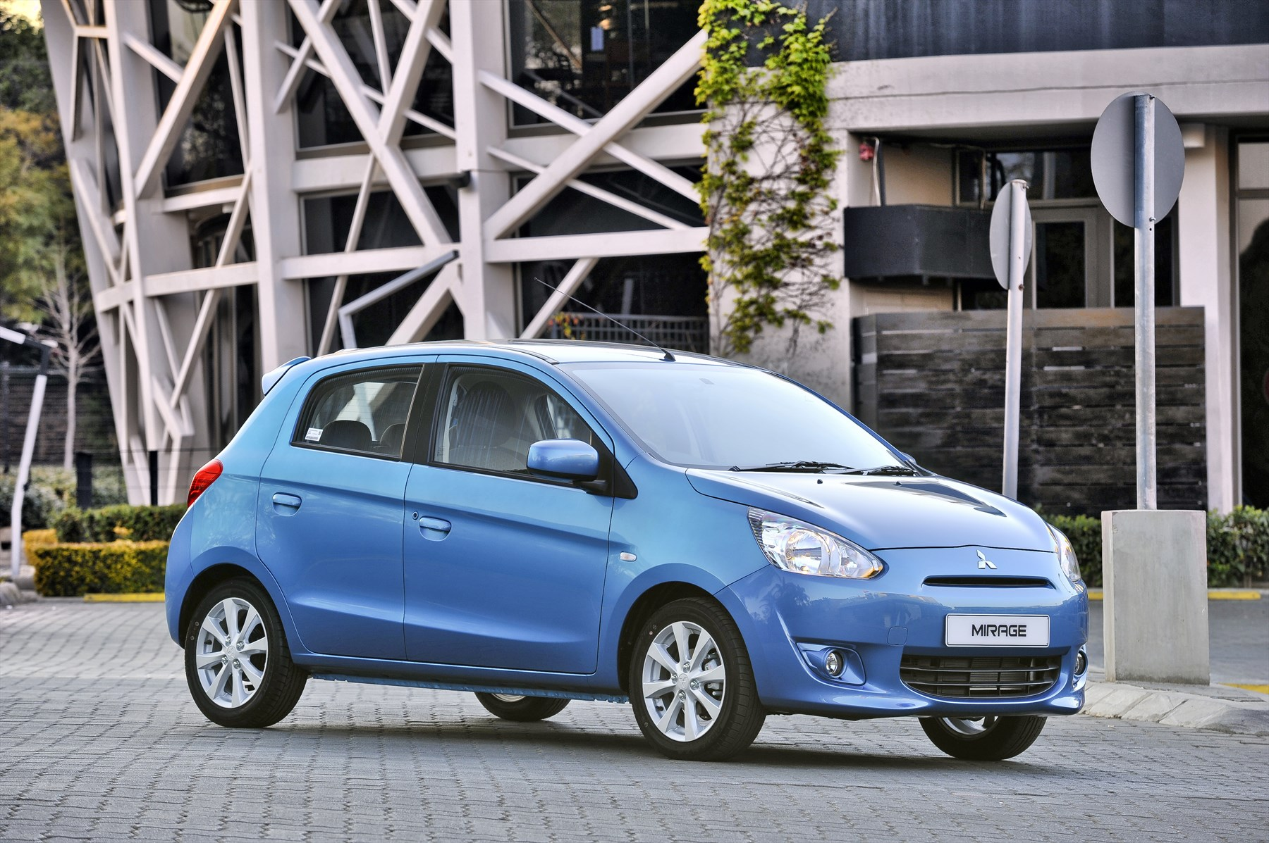 Mitsubishi Mirage Lands In SA: Latest News