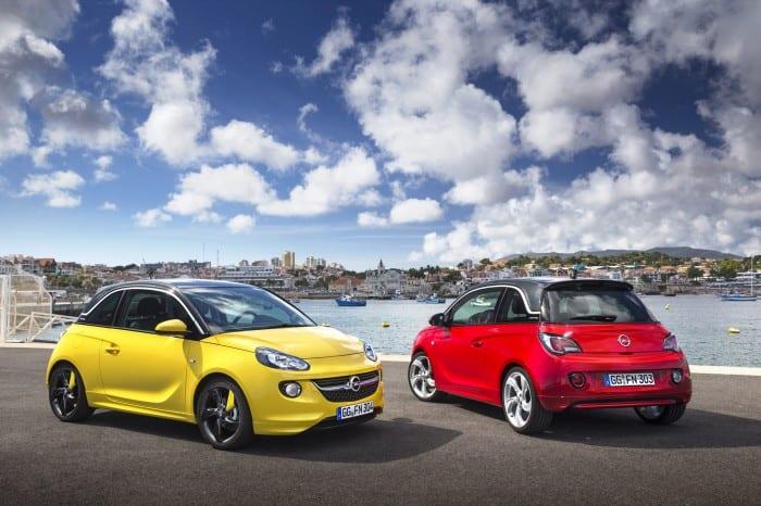 Opel Adam - Surf4cars